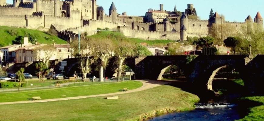 carcassonne-castle