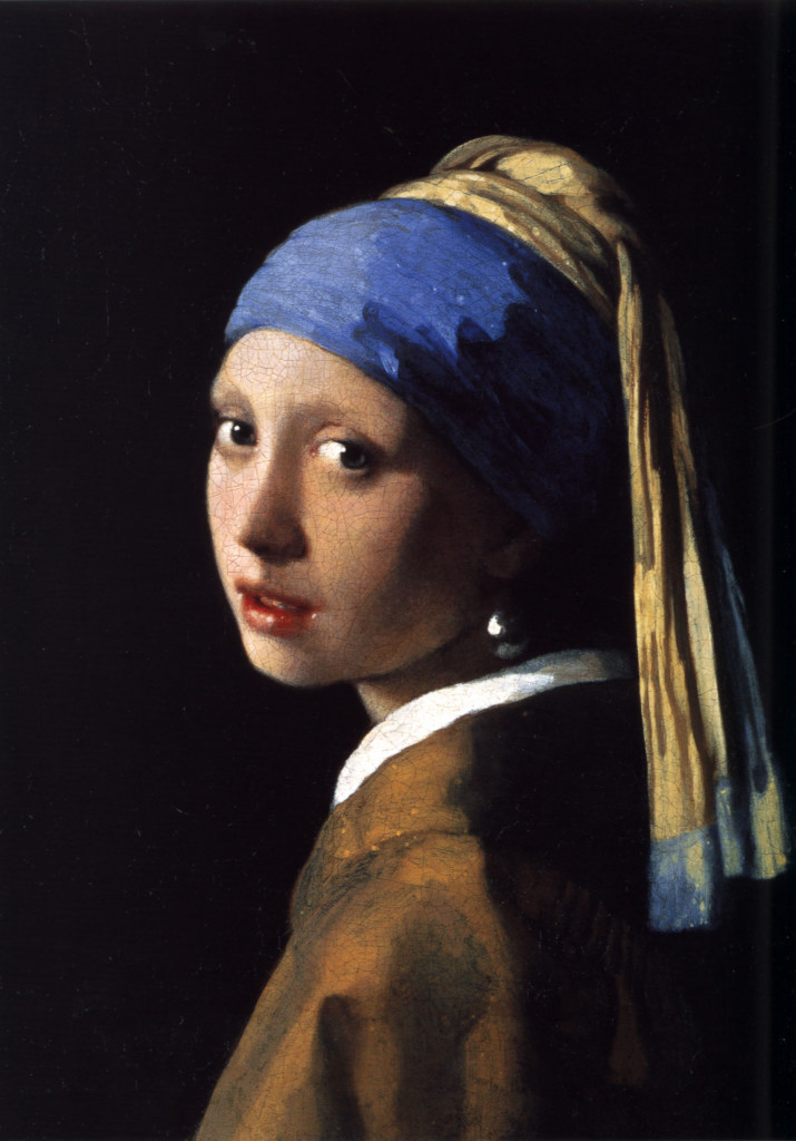 Ragazza con orecchino di perla mcvill - La ragazza alla finestra dali ...