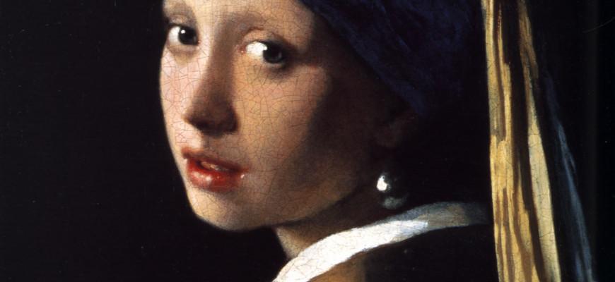 ragazza con l'orecchino di perla