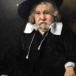 rembrandt uomo anziano